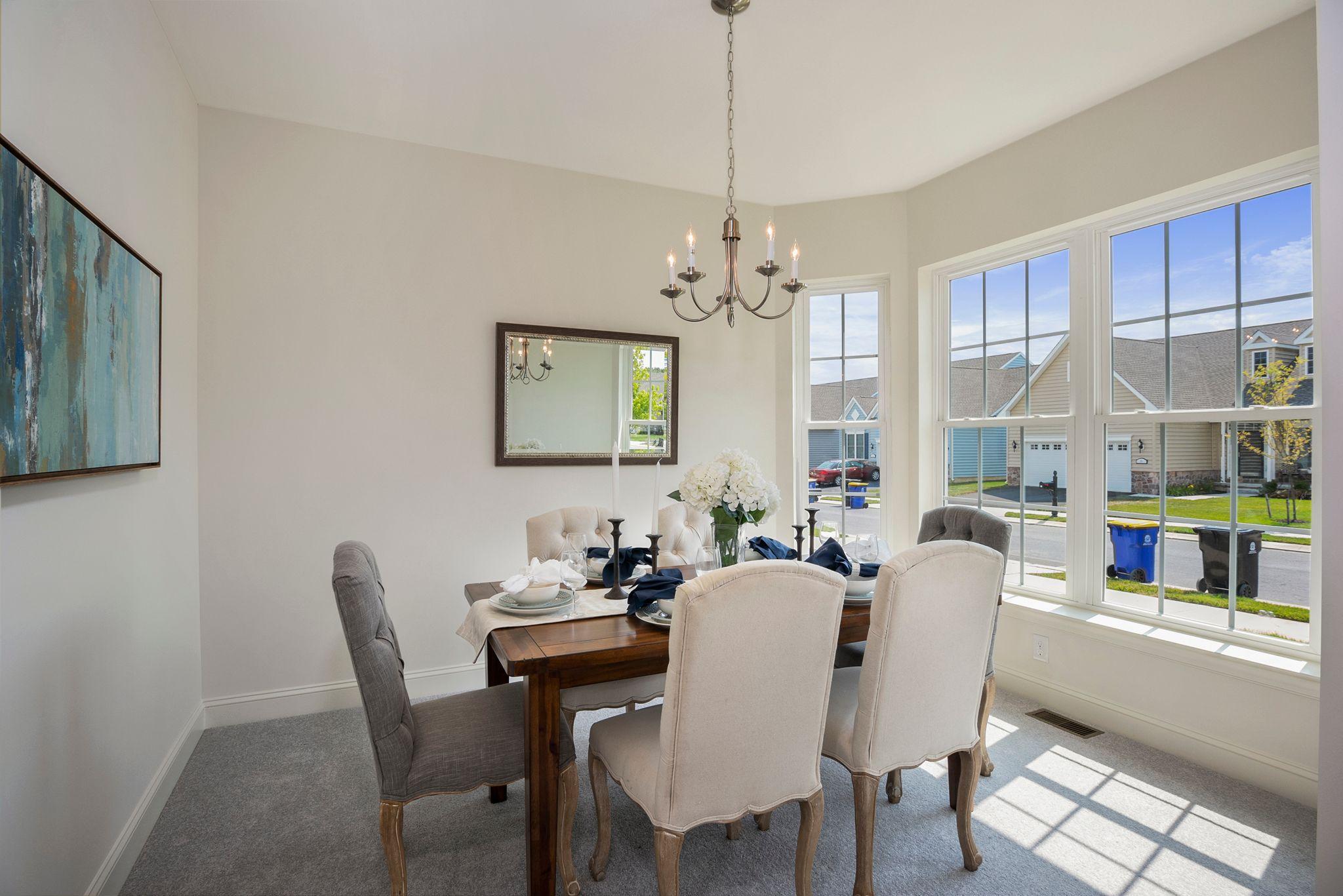 'Village of Eastridge' by Benchmark Builders in Dover