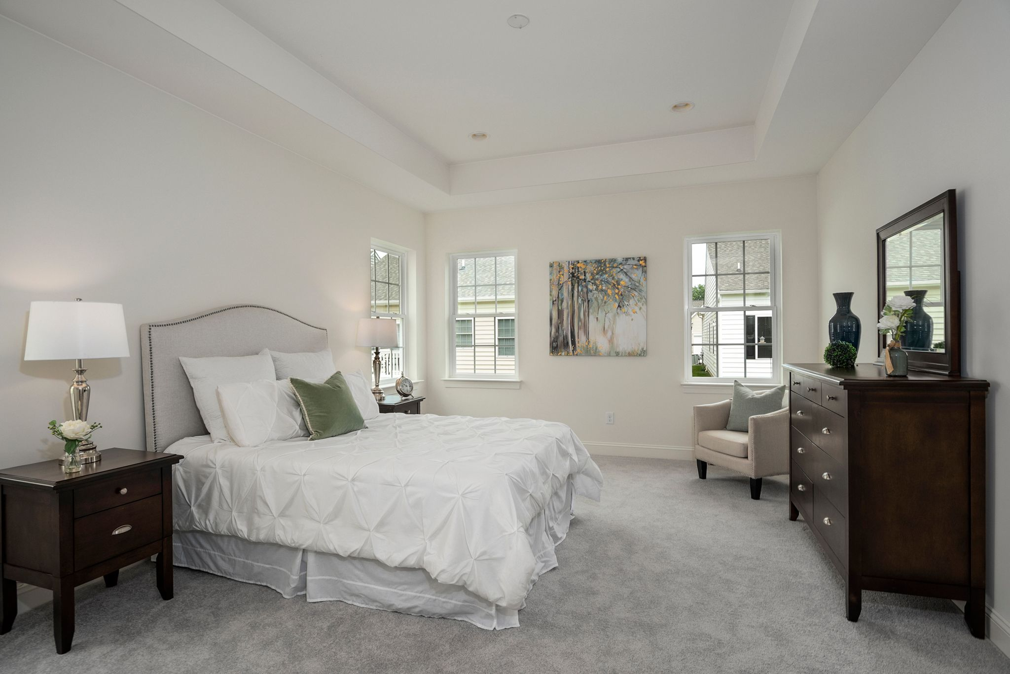 Bedroom featured in The Aston By Benchmark Builders in Dover, DE