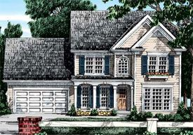 The Highlands at Inverness Ridge by Benchmark Homes in Atlanta Georgia