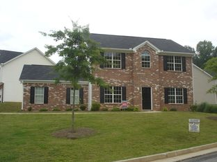 Sandalwood Estates by Benchmark Homes in Atlanta Georgia