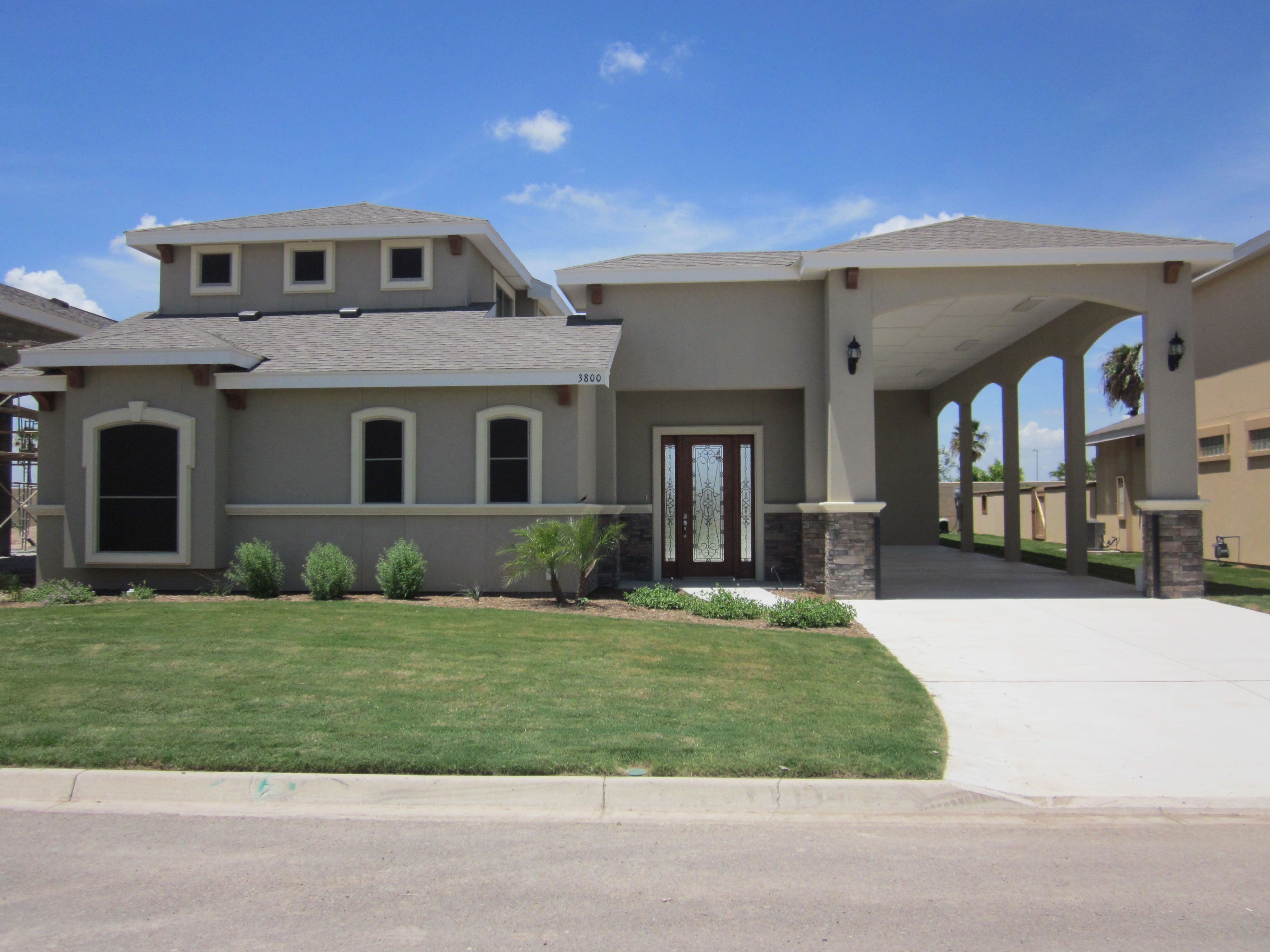 New Construction Homes & Plans in Puerto Rico, TX | 317 Homes
