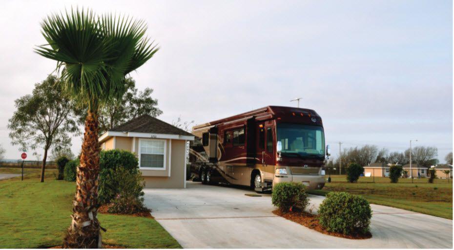 RV Coach House