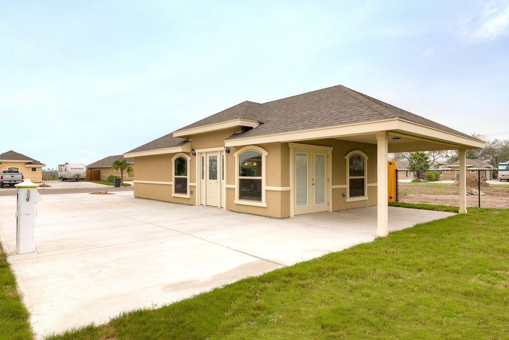 Rv Casita Home Plan By Bentsen Palm By Esperanza Home In