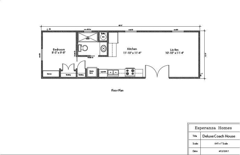 floor plans - Coach House Floor Plans