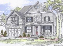 The Columbus A - Ellis: Marietta, Georgia - Bercher Homes