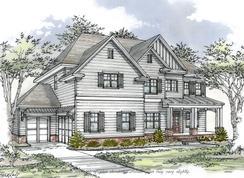 The Dillard A - Ellis: Marietta, Georgia - Bercher Homes