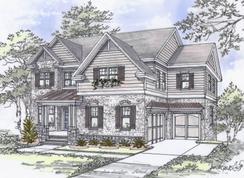 The Brooks A - Ellis: Marietta, Georgia - Bercher Homes