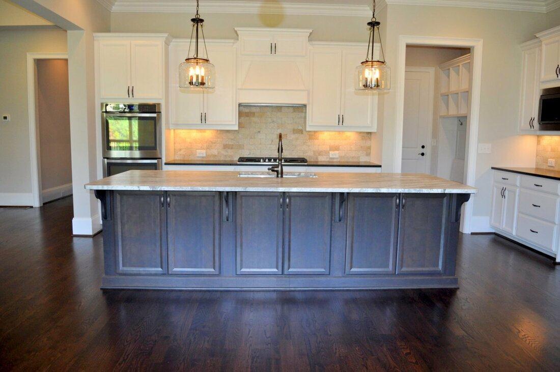 Kitchen featured in The Brunswick A By Bercher Homes in Atlanta, GA