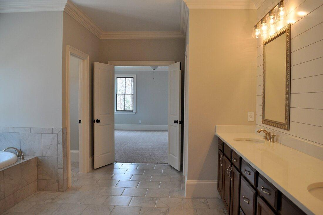 Bathroom featured in The Oxford A By Bercher Homes in Atlanta, GA