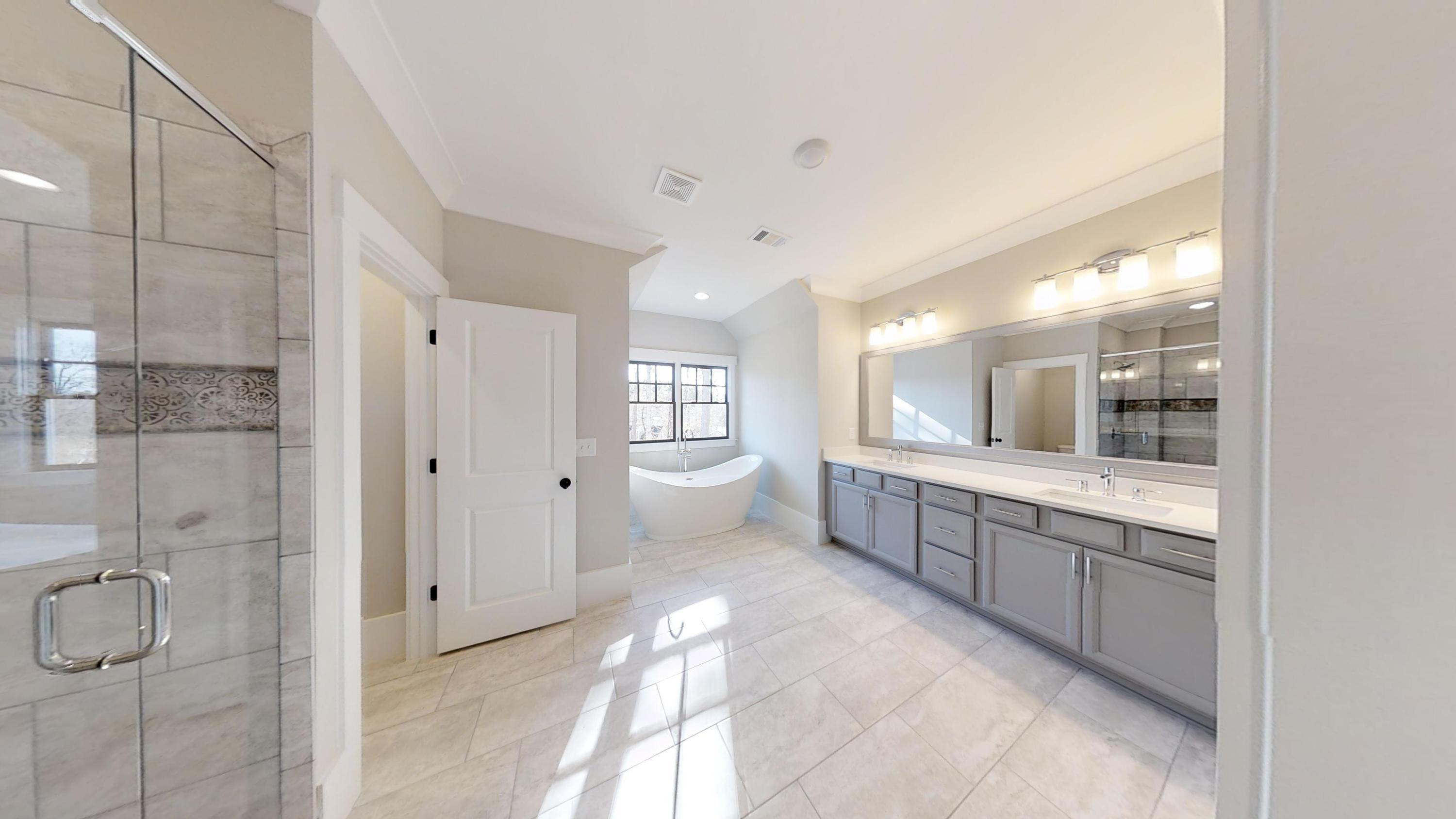 Bathroom featured in The Brooks A By Bercher Homes in Atlanta, GA