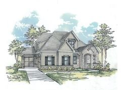 The Evans C - Ellis: Marietta, Georgia - Bercher Homes