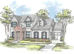 The Baxley A - Ellis: Marietta, Georgia - Bercher Homes