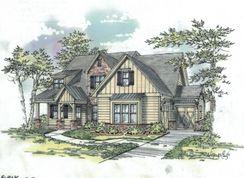 The Evans D - Ellis: Marietta, Georgia - Bercher Homes