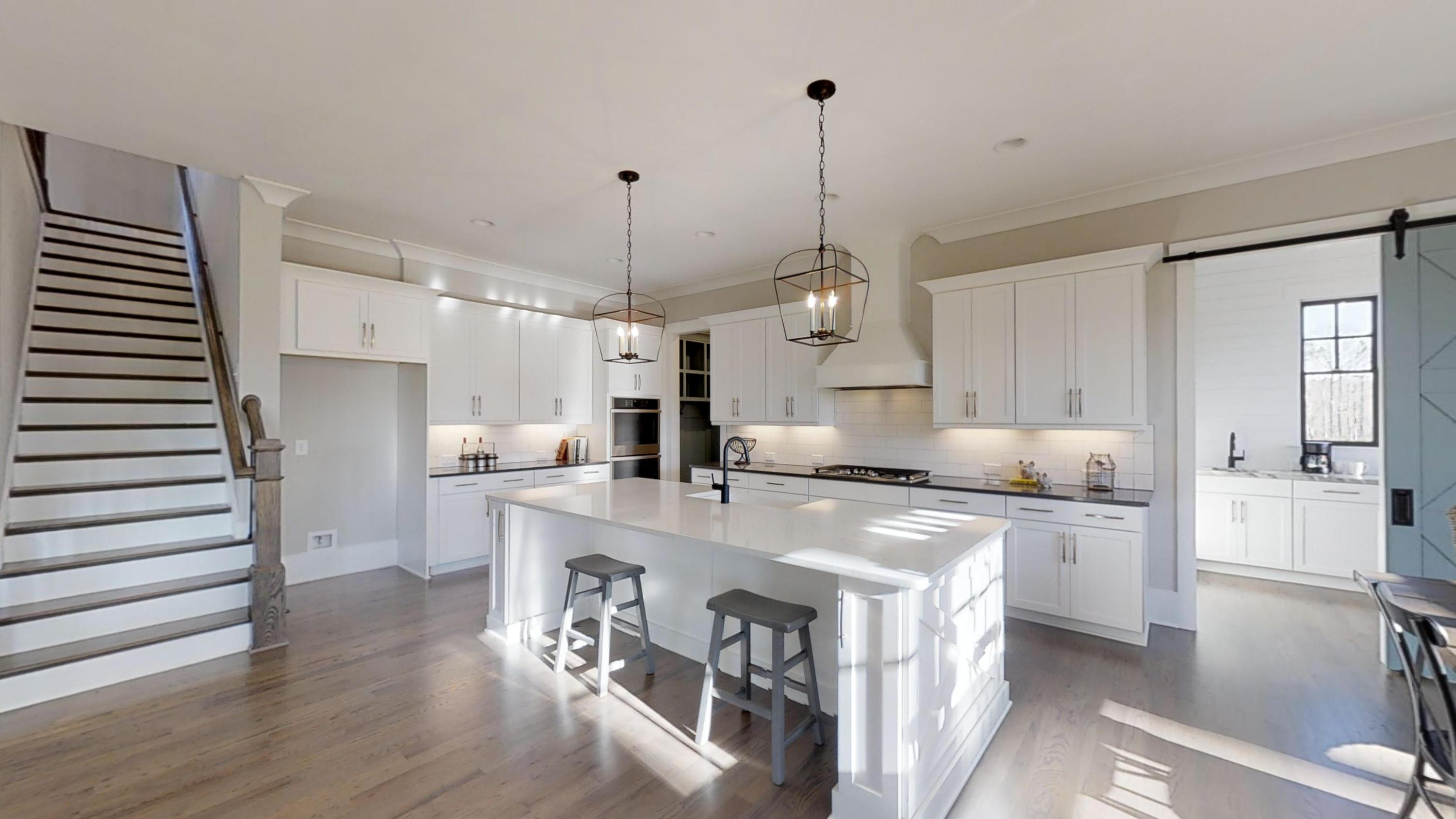Kitchen featured in The Brooks A By Bercher Homes in Atlanta, GA