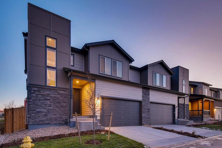 Exterior featured in the The Steele By Berkeley Homes in Denver, CO