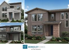 Residence 1 - The Canyons: Castle Rock, Colorado - Berkeley Homes