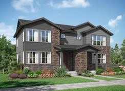 Residence 1 - Skyline Greens: Westminster, Colorado - Berkeley Homes