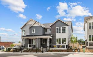 Skyline Greens by Berkeley Homes in Denver Colorado