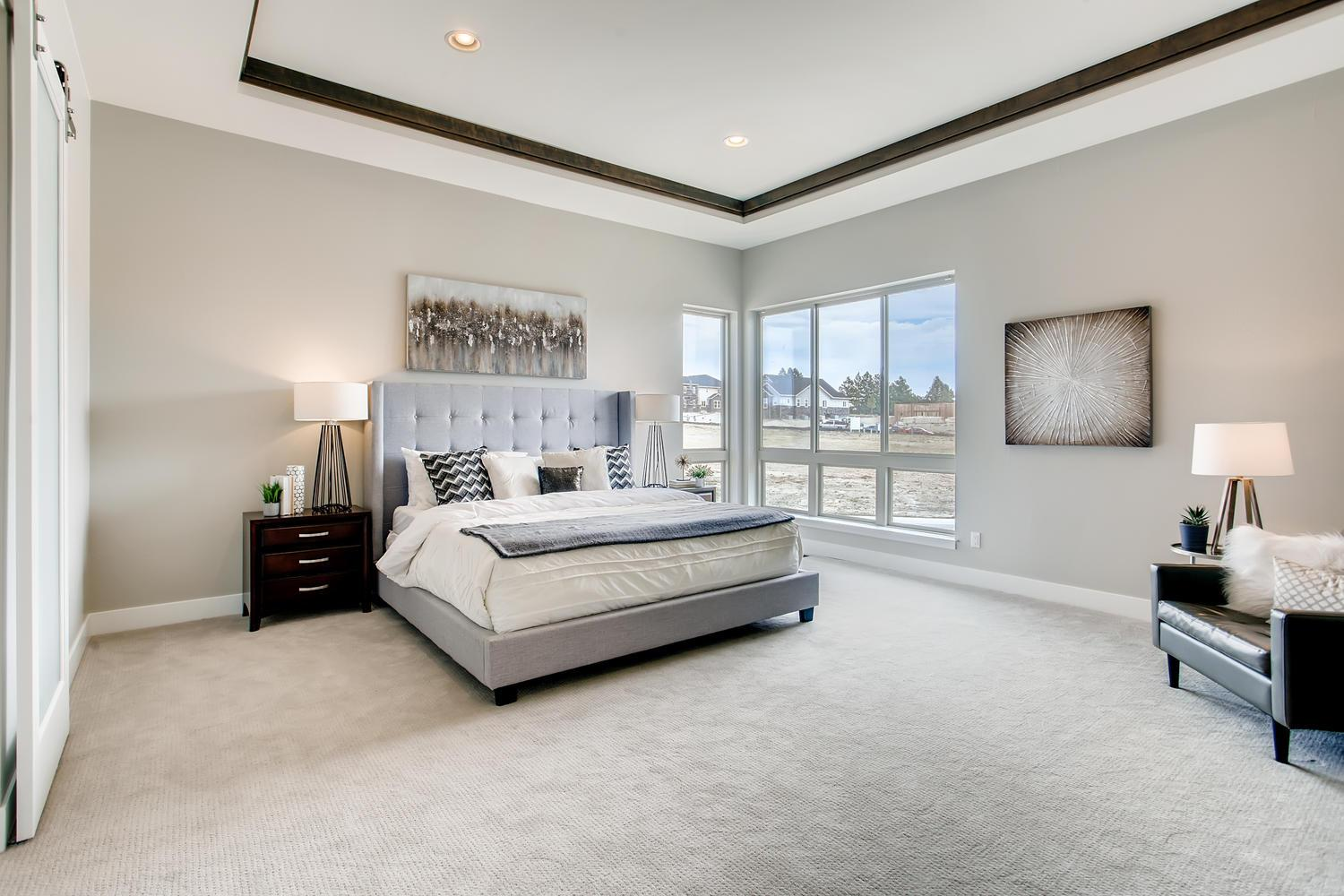 Bedroom featured in the Residence Two By Berkeley Homes in Denver, CO
