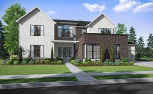 Canyonpoint at The Canyons by Berkeley Homes in Denver Colorado