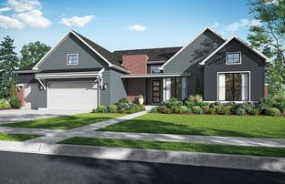 Residence One - Canyonpoint at The Canyons: Castle Pines, Colorado - Berkeley Homes