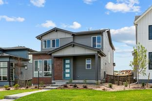 Residence 4 - The Canyons: Castle Rock, Colorado - Berkeley Homes
