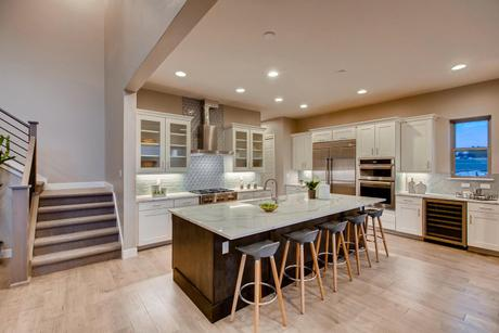 Kitchen-in-Residence Three-at-The Timbers-in-Parker