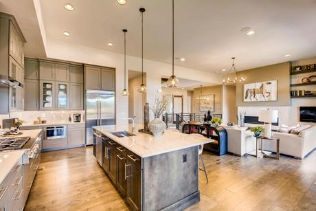 Kitchen-in-Residence One-at-The Timbers-in-Parker