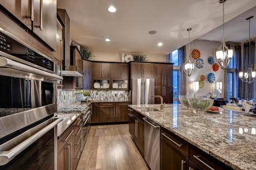 Kitchen-in-Residence Two-at-The Timbers-in-Parker