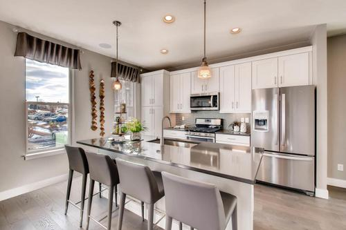 Kitchen-in-The Grant-at-Pavilion Villas-in-Northglenn