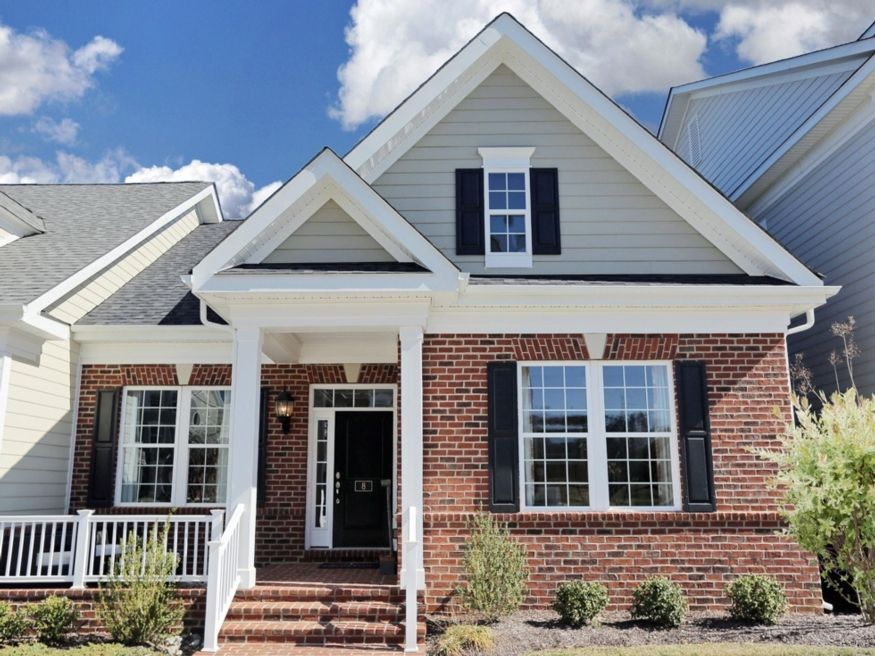 Exterior featured in the Augusta By The Villages of SteepleChase in Washington, MD