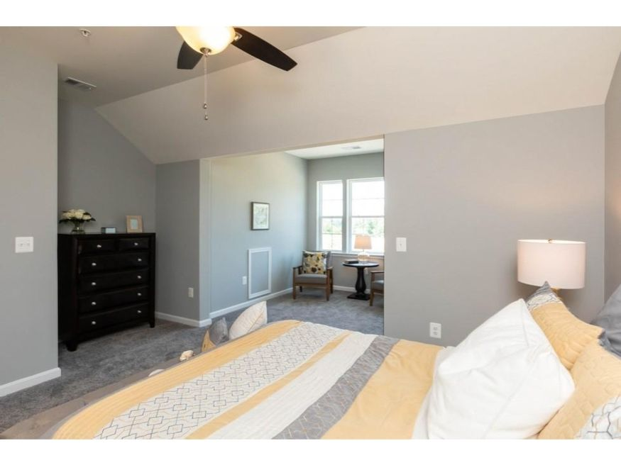 Bedroom featured in the Alexandria By The Villages of SteepleChase in Washington, MD