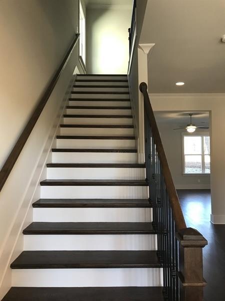 Stairway-in-The Logan-at-Logan Park-in-Marietta
