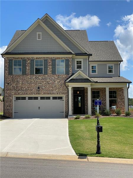 1329 Woods Lane (The Aster)