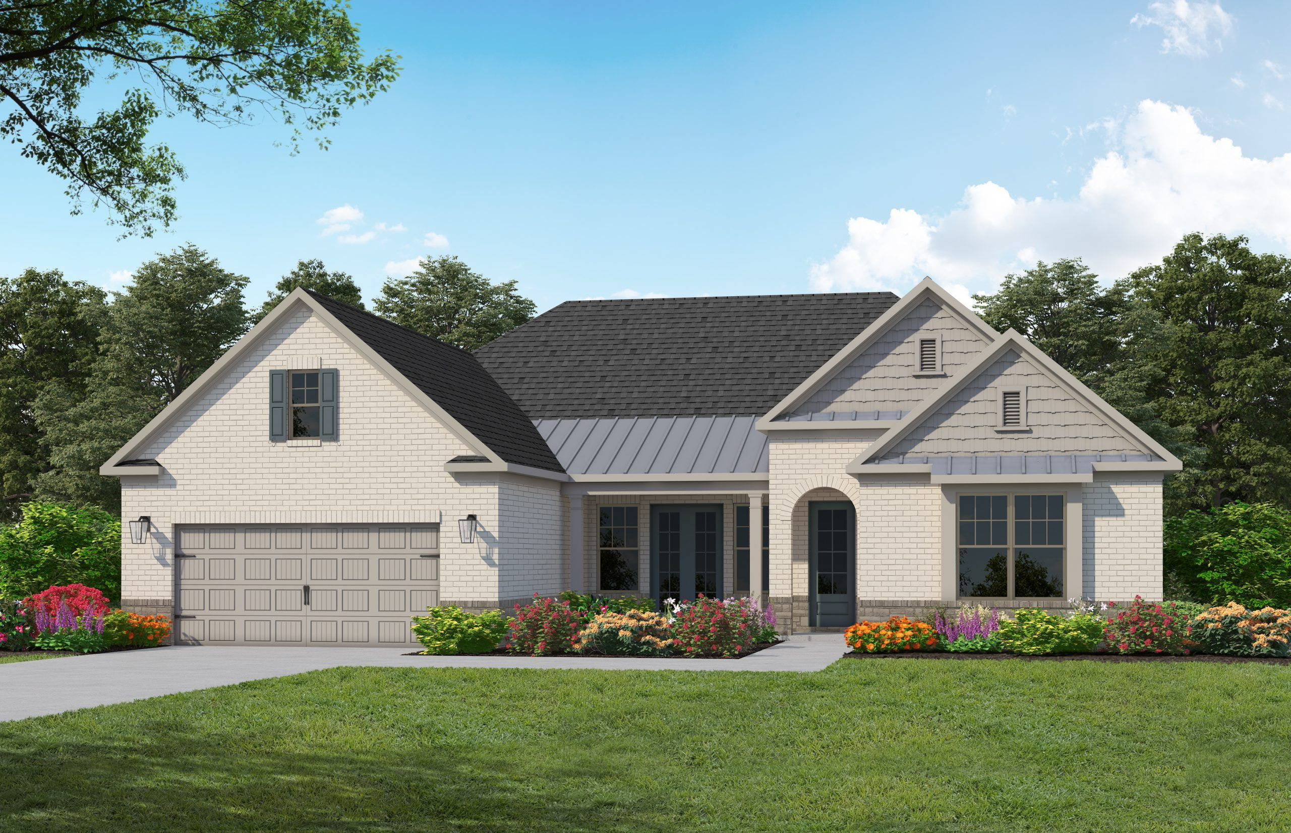 Exterior featured in the Weston By Patrick Malloy Communities in Atlanta, GA
