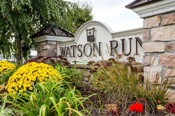 Welcome to Watson Run!