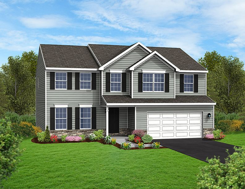 New Construction Homes And Floor Plans In Coatesville Pa