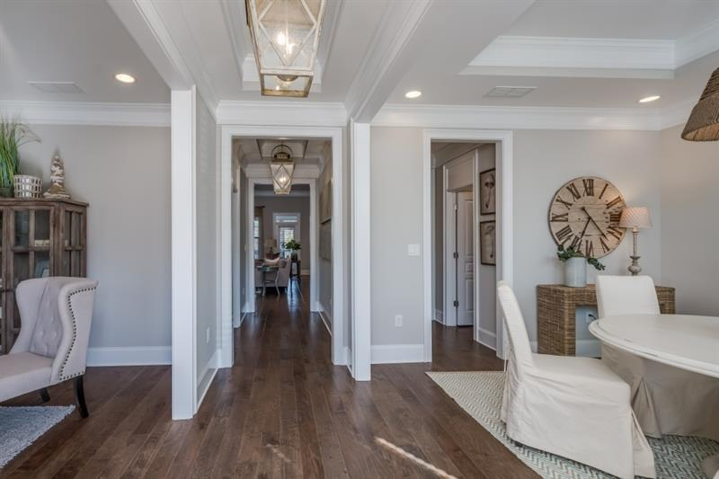 Living Area featured in The Preston By Soleil Laurel Canyon in Atlanta, GA