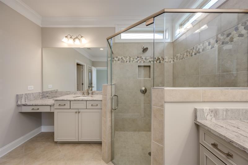 Bathroom featured in The Preston By Soleil Laurel Canyon in Atlanta, GA