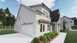 The Scarlett - Long Hollow Landing: Gainesville, Georgia - David Patterson Homes