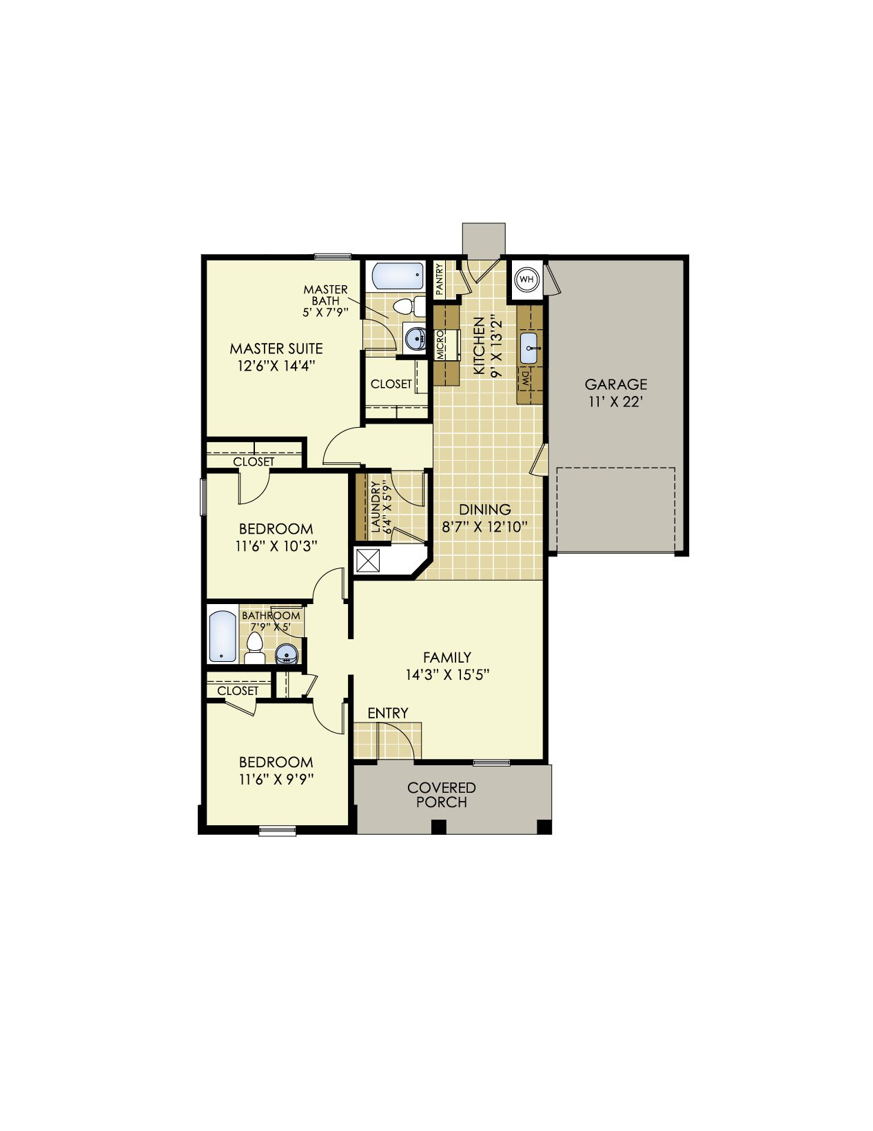 Annabeth Plan At Bell Farms In Lubbock Tx By Betenbough Homes