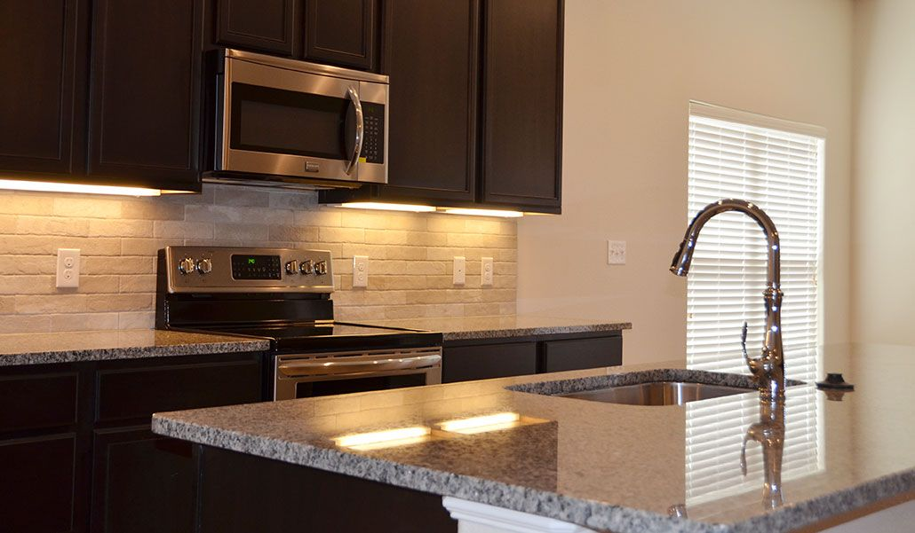 Kitchen featured in the Joanna By Betenbough Homes in Lubbock, TX