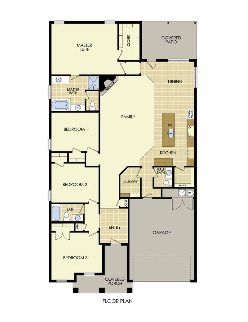 Renee Floor Plan