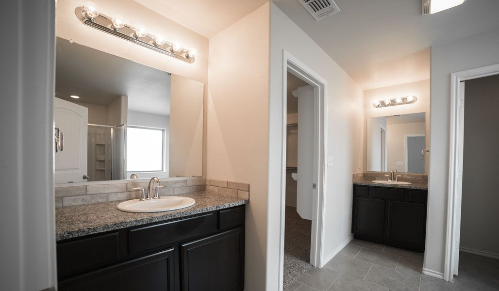 Bathroom featured in the Monique By Betenbough Homes in Lubbock, TX