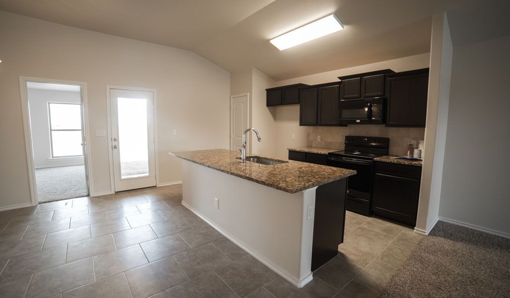 Kitchen-in-Laura-at-Windstone at Upland-in-Lubbock