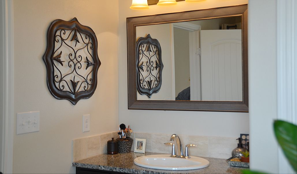 Bathroom featured in the Nikki By Betenbough Homes in Lubbock, TX