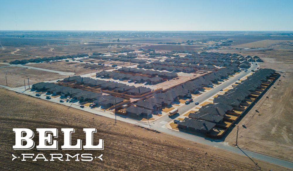 Bell Farms Aerial