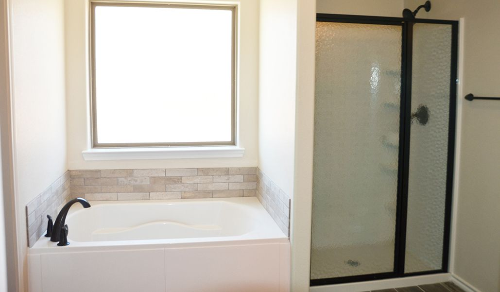 Bathroom featured in the Bethany By Betenbough Homes in Lubbock, TX