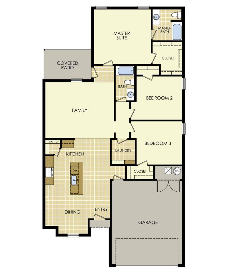 Peyton Floor Plan