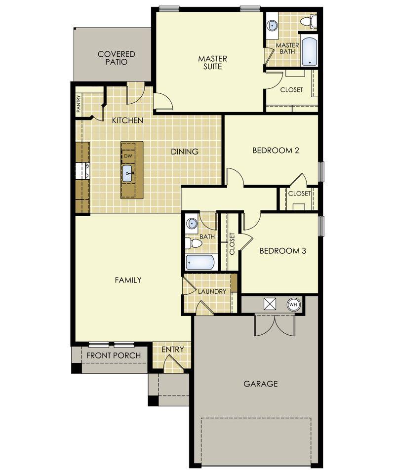 Lynn Floor Plan
